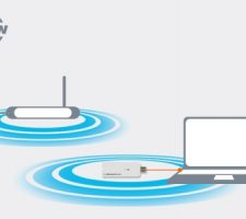 Wi-Fi router for long range hassle free experience of browsing!