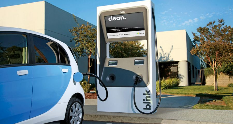 Electric vehicle chargre