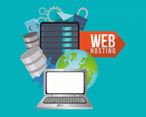 services of web hosting
